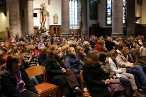 Début de l'assemblée catéchétique