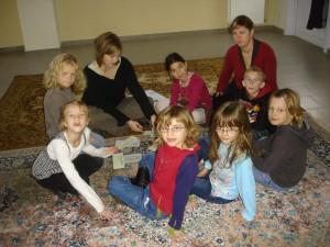 Les enfants de 6 à 9 ans