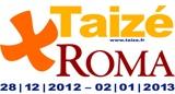 Rencontre européenne de Taizé à Rome